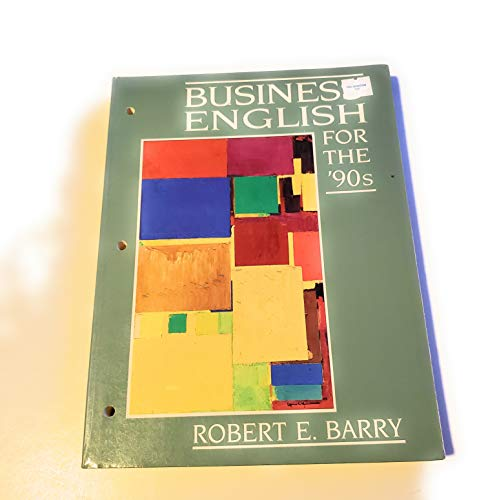9780130955067: Business English for the 90's