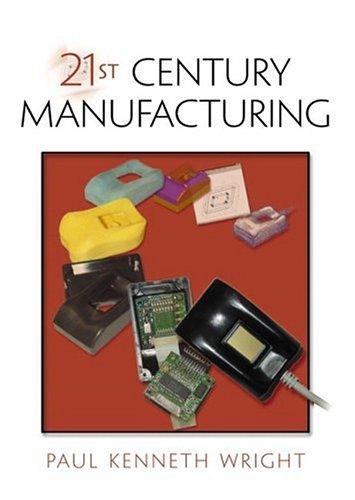 9780130956019: 21st Century Manufacturing