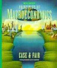 9780130957337: Principles of Macroeconomics (5th Edition)