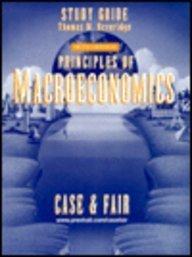 9780130957351: Principles of Macroeconomics: Study Guide