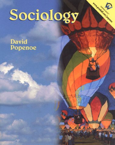 9780130957450: POPENOE: SOCIOLOGY _p11 (11th Edition)