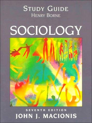 9780130957665: Sociology