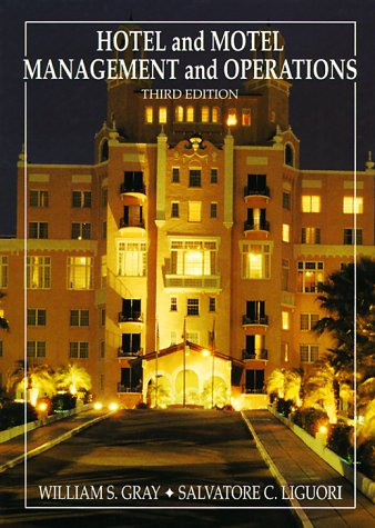 9780130957955: Hotel and Motel Management and Operations
