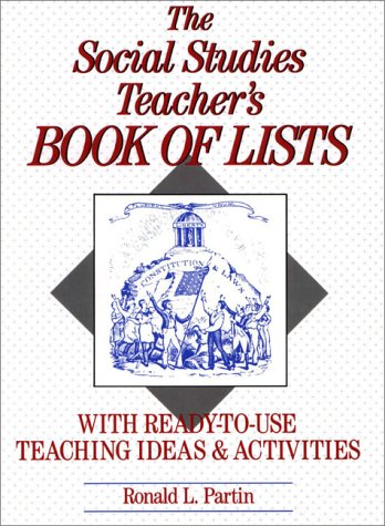 9780130958129: The Social Studies Teacher's Book of Lists (J-B Ed: Book of Lists)