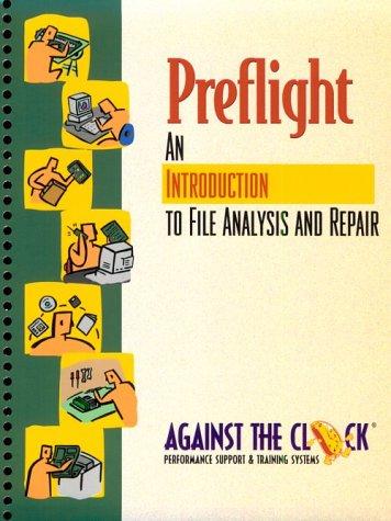 9780130958259: Preflight (Against the Clock)