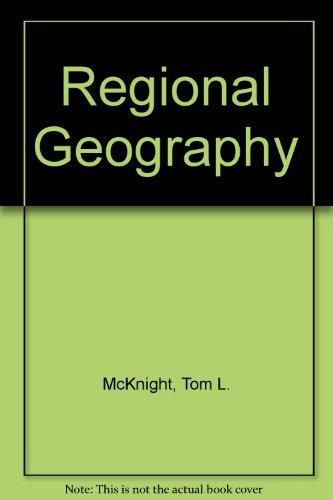 9780130958327: Regional Geography