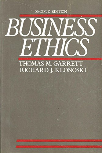 9780130958372: Business Ethics