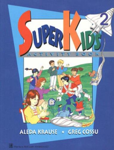 9780130958655: SUPER KIDS 2 Workbook Ingles Americ.