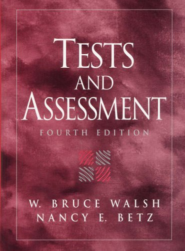 9780130959478: Tests and Assessment