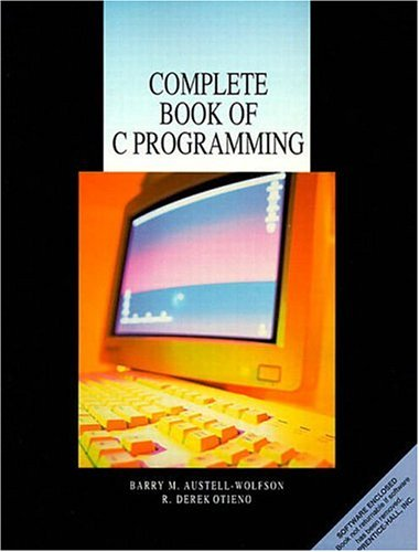 9780130960931: Complete Book of C Programming