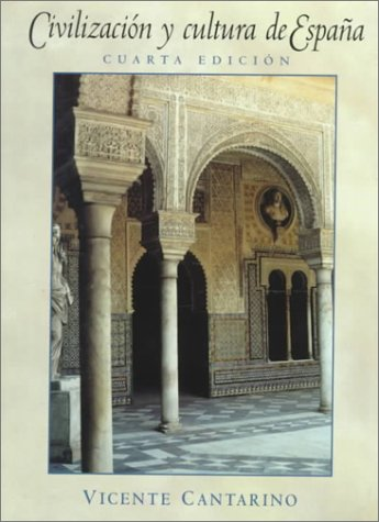 9780130961495: Civilización y cultura de España (4th Edition)