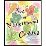 9780130962195: Sm Art Nutritional Cooking I/M
