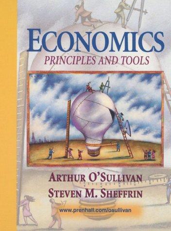 9780130963277: Economics: Principles and Tools