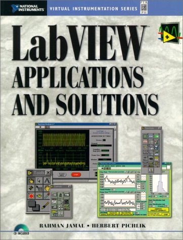 9780130964236: LabVIEW Applications and Solutions