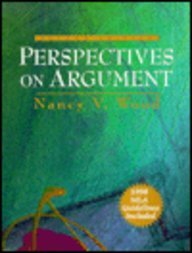 9780130964489: Perspectives on Argument/Bound With Mla 98 Update