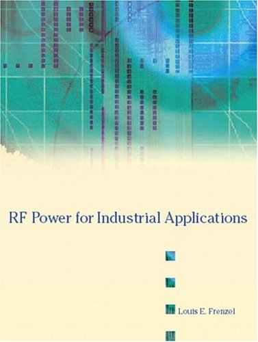 9780130965776: RF Power for Industrial Applications