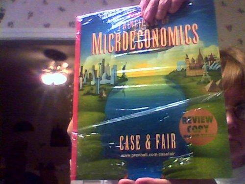 9780130965929: Fifth Edition Principles of Microeconomics