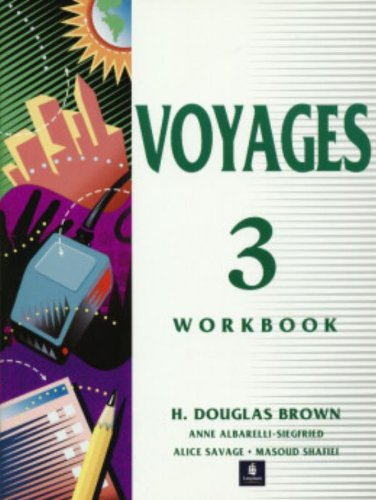 9780130966056: Voyages: Workbook Level 3