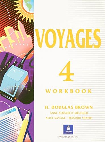 9780130966063: Voyages: Workbook Level 4