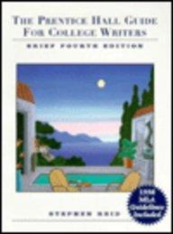 9780130966384: Ph Guide Coll Writer Brf Ed W/O HB Mla99