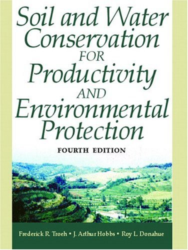 9780130968074: Soil and Water Conservation for Productivity and Environmental Protection (4th Edition)