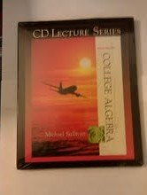 9780130969811: CD Lecture Series college algebra 6e, Sixth