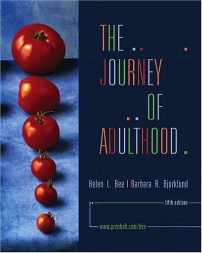 9780130970411: Journey of Adulthood, The (5th Edition)