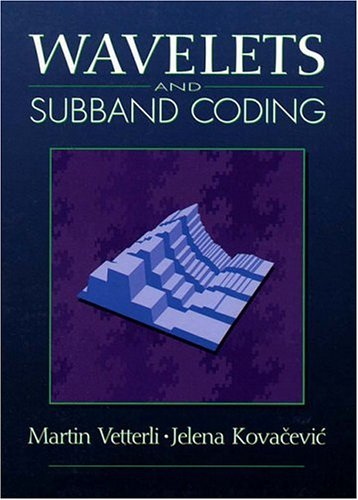 9780130970800: Wavelets and Subband Coding (Prentice Hall Signal Processing Series)