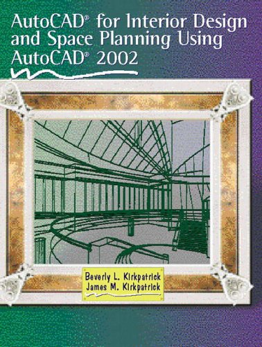 9780130971074: Autocad: Interior Design and Space Plan Using Autocad