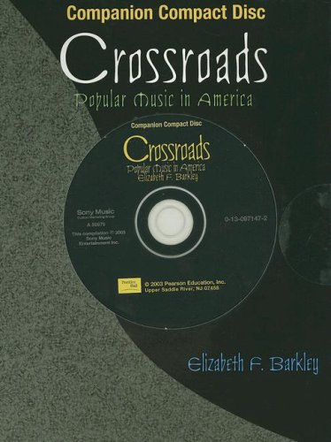 9780130971470: Crossroads: Popular Music in America