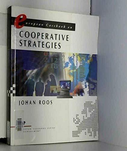 9780130971555: European Casebook on Cooperative Strategies (European Casebook Series in Management)
