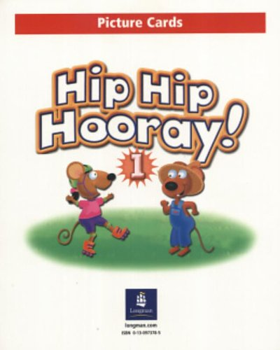 9780130973788: Hip Hip Hooray Student Book (with practice pages), Level 1 Picture Cards