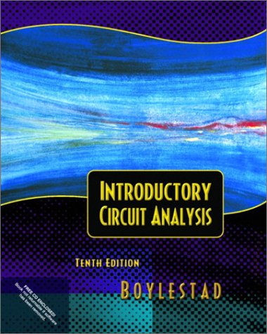 9780130974174: Introductory Circuit Analysis (10th Edition)