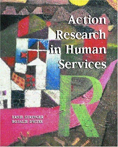 9780130974235: Action Research in Human Services
