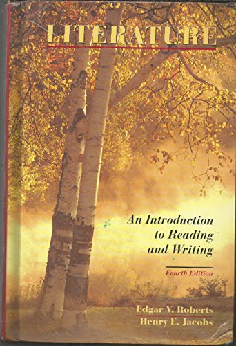 9780130975102: Literature: An Introduction to Reading and Writing