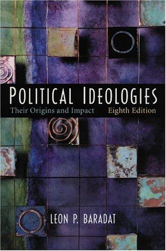 9780130975188: Political Ideologies