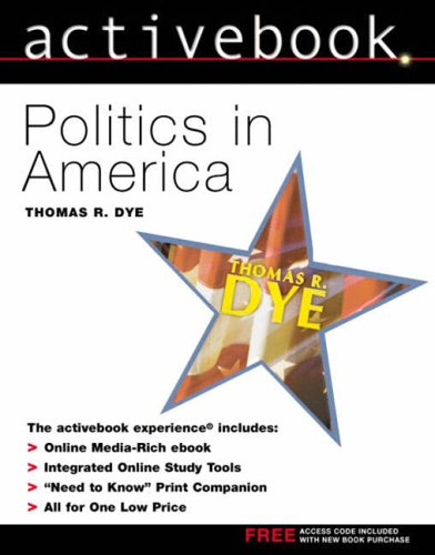 9780130975218: Politics in America: Active Book