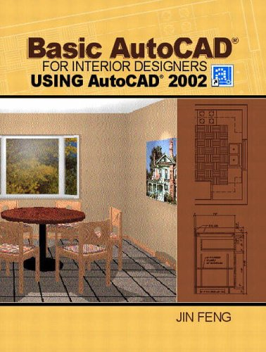 9780130977205: Basic AutoCAD for Interior Designers Using AutoCAD 2002