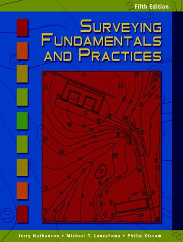 9780130977366: Surveying Fundamentals and Practices (5th Edition)