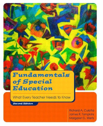 9780130977380: Fundamentals of Special Education: What Every Teacher Needs to Know