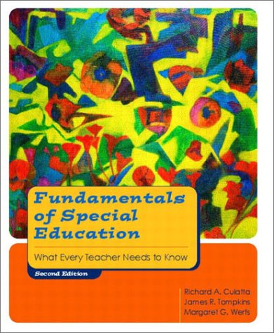 9780130977380: Fundamentals of Special Education: What Every Teacher Needs to Know (2nd Edition)
