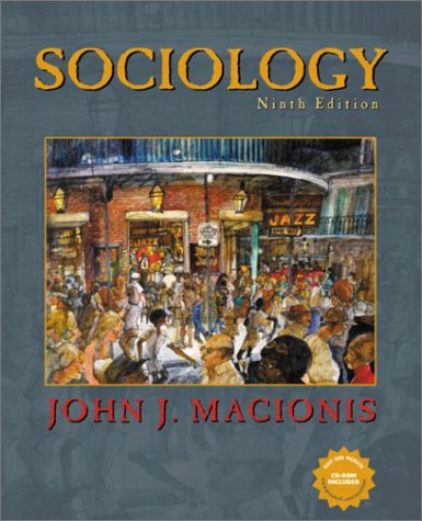 9780130977632: Sociology (9th Edition)