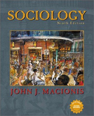 9780130977632: Sociology (9th Edition)