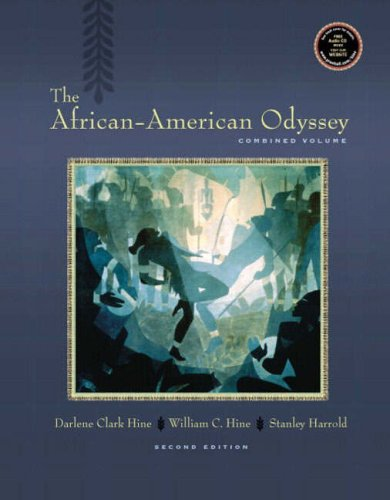 9780130977960: The African-American Odyssey, Combined (2nd Edition)