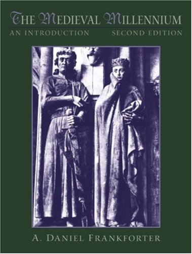 9780130978516: The Medieval Millennium: An Introduction (2nd Edition)