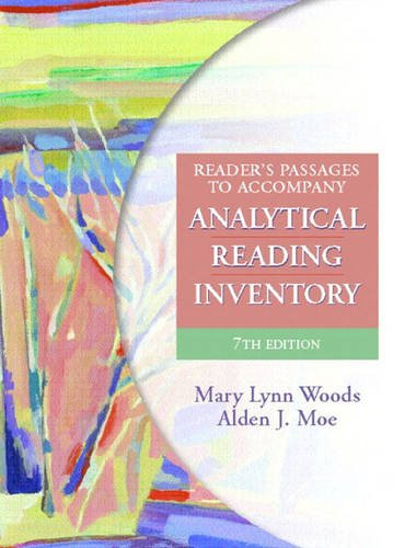 9780130979421: Analytical Reading Inventory: Comprehensive Assessment for All Students Including Gifted and Remedial