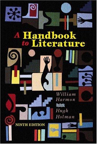 9780130979988: A Handbook to Literature