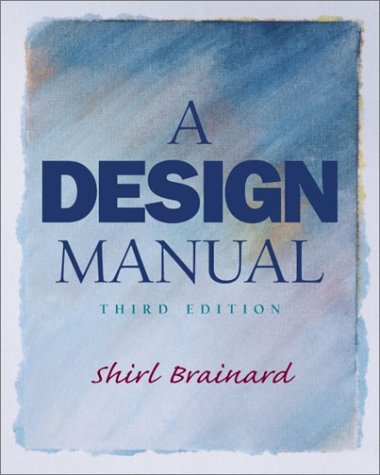 9780130981172: A Design Manual (3rd Edition)