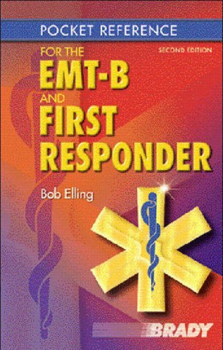 9780130981677: Pocket Reference for the EMT-B and First Responder