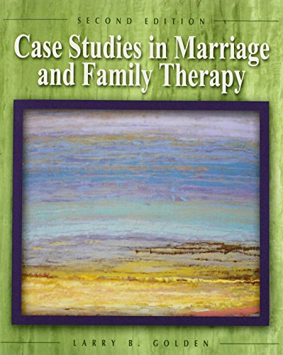 9780130982179: Case Studies in Marriage and Family Therapy (2nd Edition)